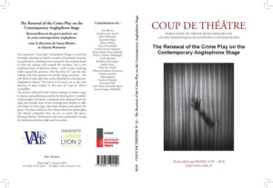 Publication: Aloysia Rousseau et Susan Blattes, éd., «The Renewal of the Crime Play», RADAC, 2018