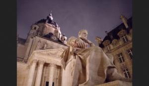 Création d'un site pour la préparation à l'agrégation d'anglais, Sorbonne Université