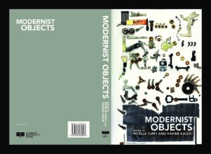 PAR: N. Cuny et X. Kalcq (ed.), « MODERNIST OBJECTS », Clemson University Press: Seminal Modernisms / Liverpool University Press, 2020